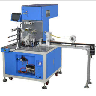 WZY-NS15001 特殊包胶绕线机 WZY-15001 Single Spindle Special Winding&Taping Machine Configuration/Parameters