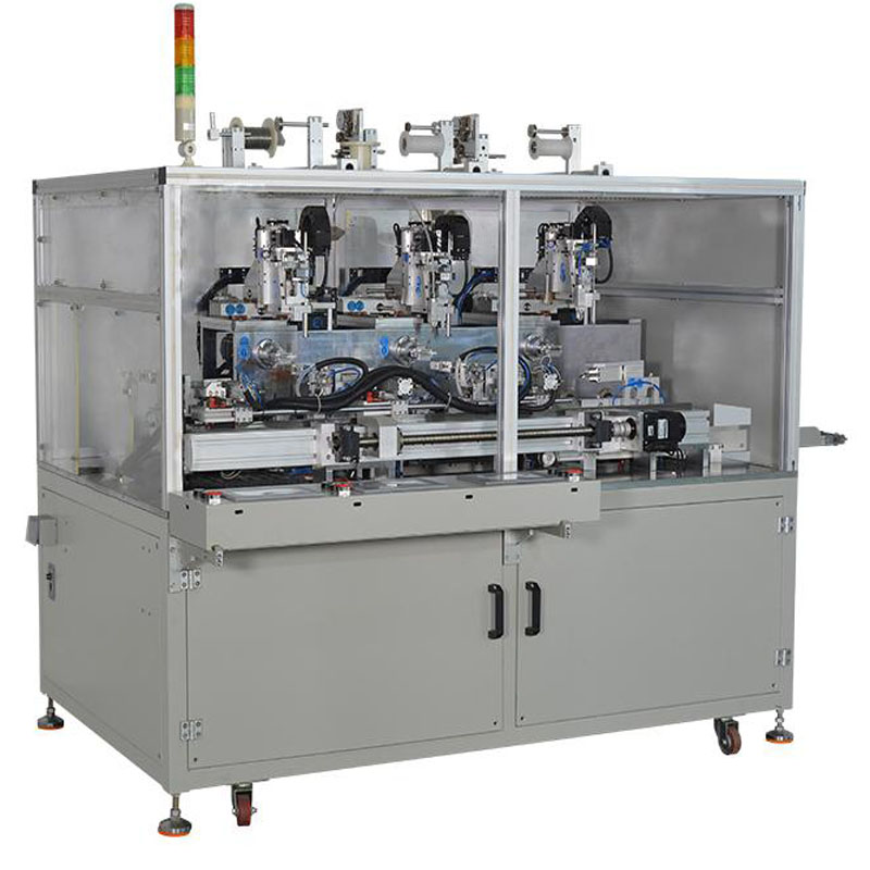 定制化多绕组同步生产线 Customized Winding Machine for Multi Windings Work Synchronously""