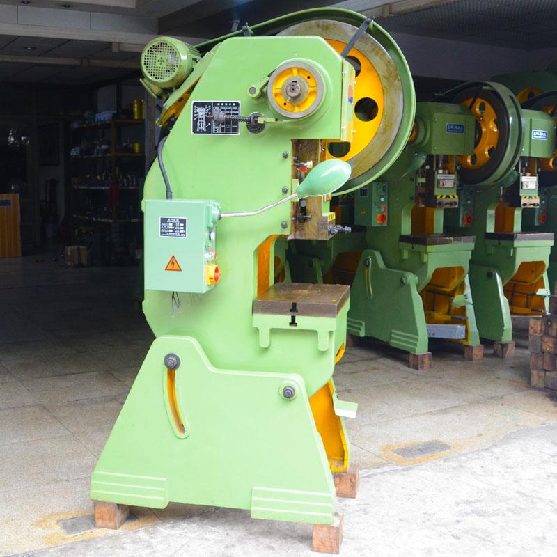 J23-16T开式可倾压力机