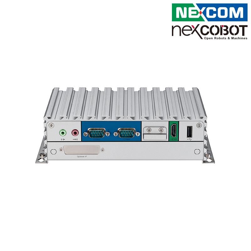 台湾新汉 精巧型工业电脑 英特尔凌动 Atom E3826