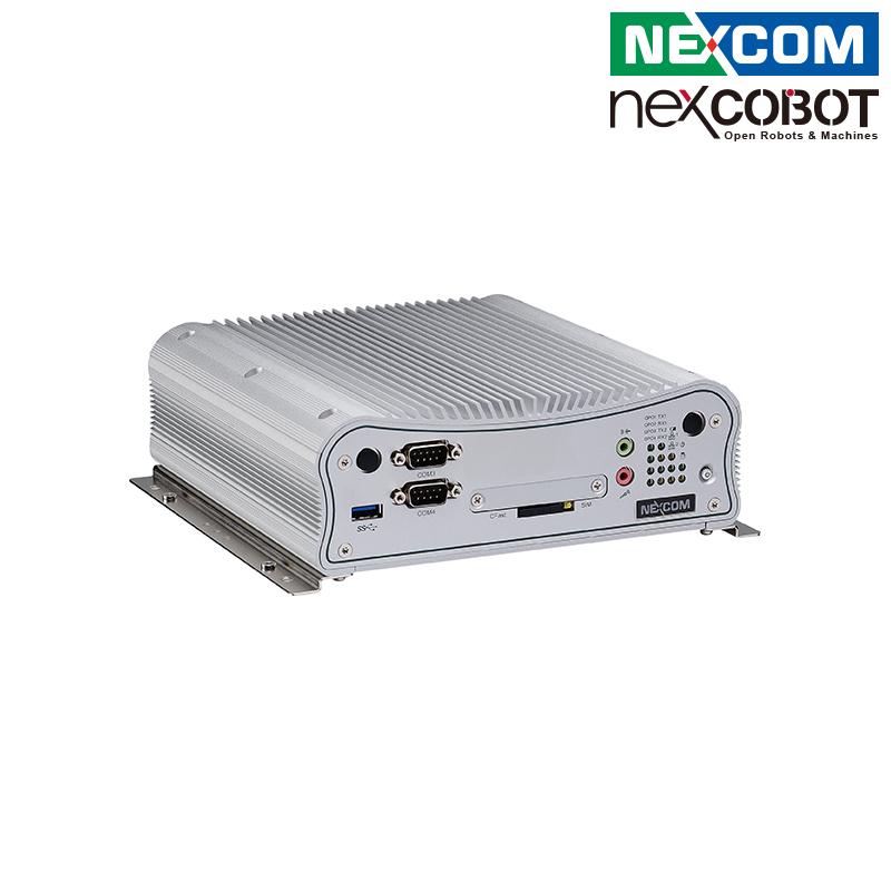 台湾新汉 紧凑型工业电脑 英特尔赛扬 Celeron J1900