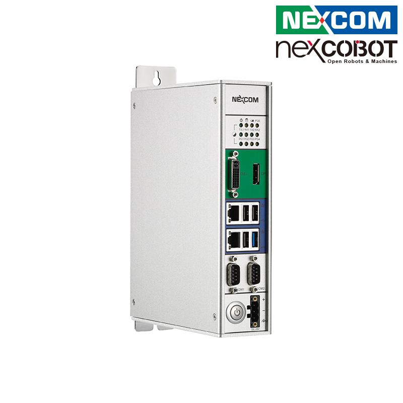 台湾新汉 紧凑型前置接口工业电脑 英特尔赛扬 Celeron J1900 适合工业自动化