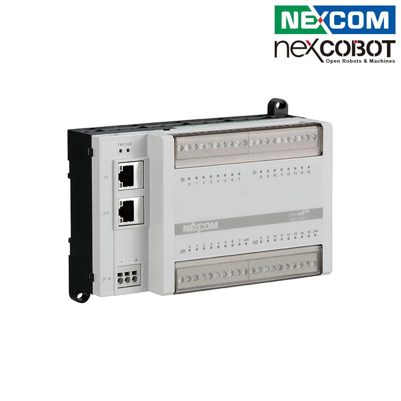 台湾新汉 紧凑型EtherCAT I/O模块 32-ch数字量输入 正向开关