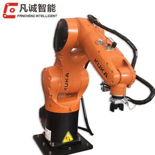 KUKA库卡 KR6R700工业教学机器人 机械手臂 kuka机器人