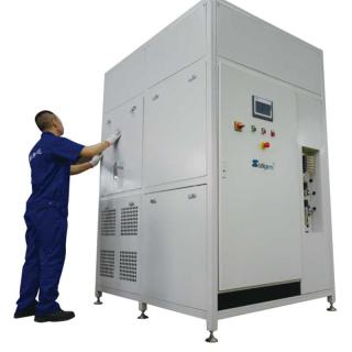 LT-S400低温真空蒸馏系统