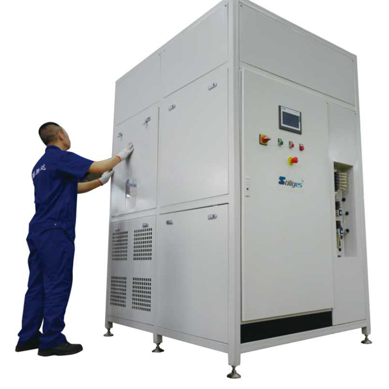 LT-S 1T低温真空蒸馏系统