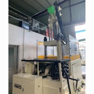 台湾百塑200吨立式注塑机