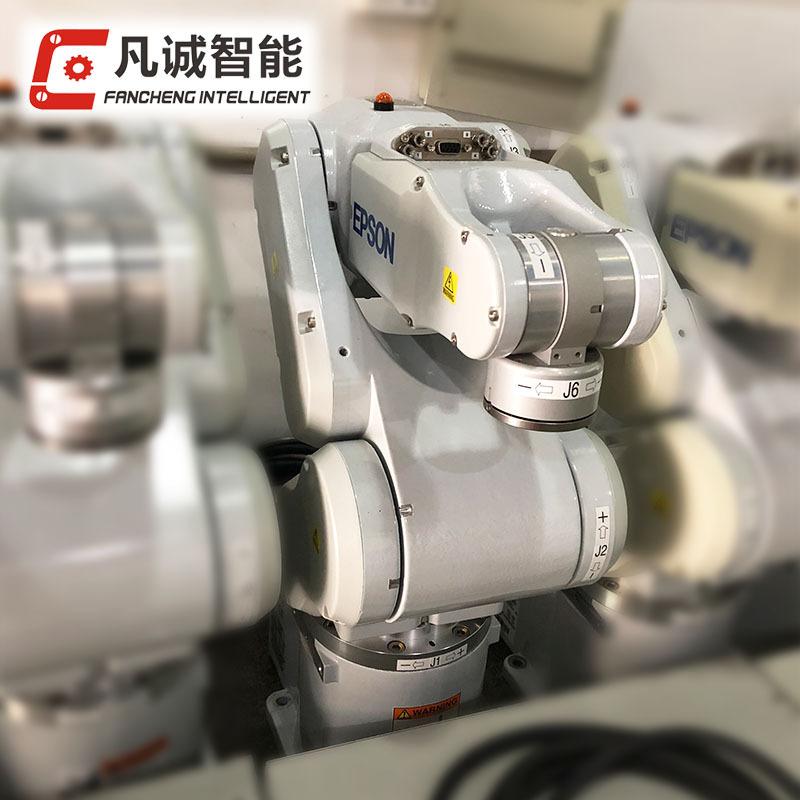 爱普生C3-A600S小型机械臂小型机械手包装机器人送料机械手机械人