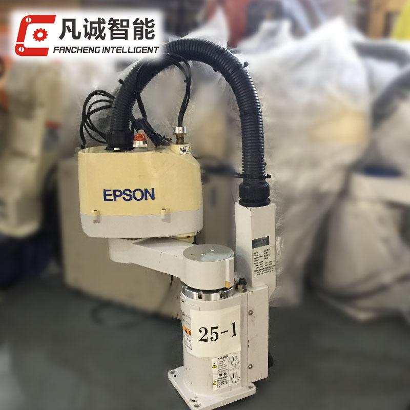爱普生E2C-351S 二手工业机器人 装配机器人 小型机械臂