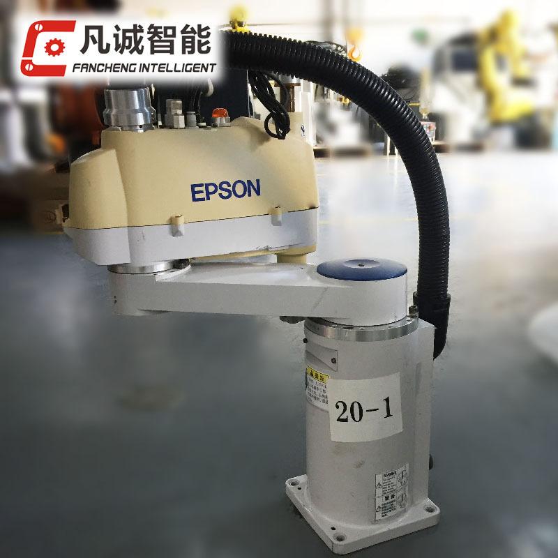 爱普生E2S-551S 二手工业机器人 装配机器人 小型机械臂