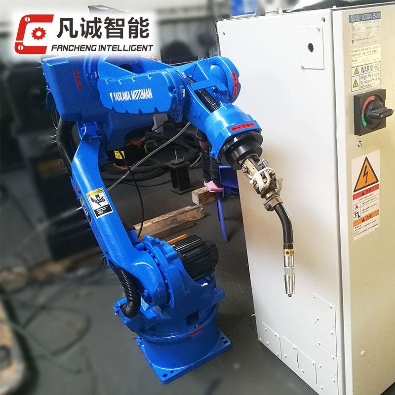 安川EA1400N安川焊接机器人二手焊接机器人全自动焊接设备