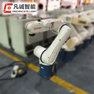 电装DENSO VS6577二手工业机器人 冲床机械手 工业打磨机器人