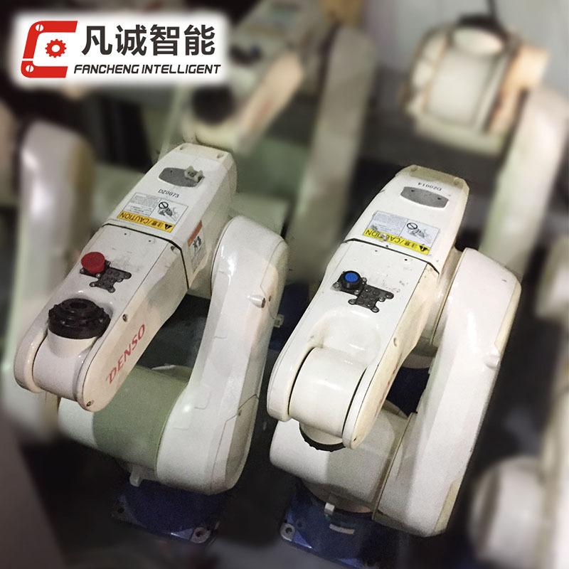 电装VS-6556GM 二手工业机器人 装配机器人 小型搬运机械臂