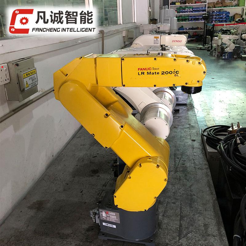 二手工业机器人 发那科 200iC 5L 机器人 搬运 码垛 装配机器人