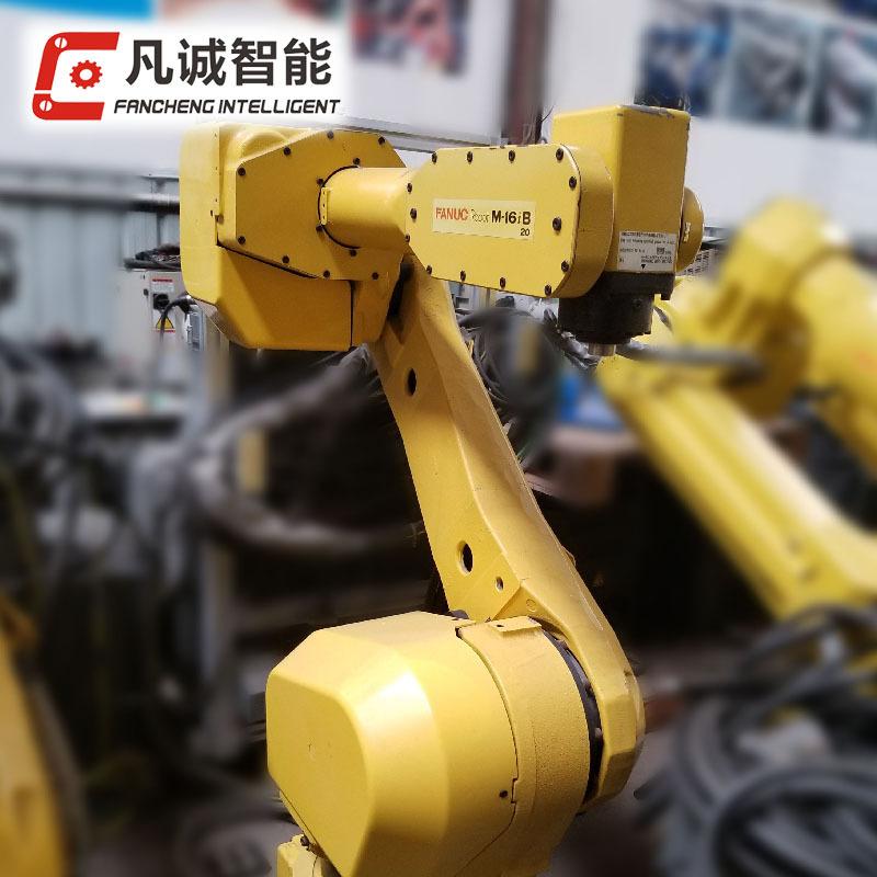 发那科Robot M-16iB 20二手工业机器人 6轴搬运机器人机器手