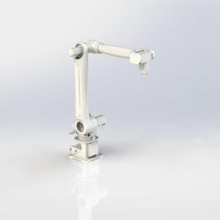 卓林全新轻量化 六轴通用型机器人 机床上下料焊接喷涂机器人CR6-1440