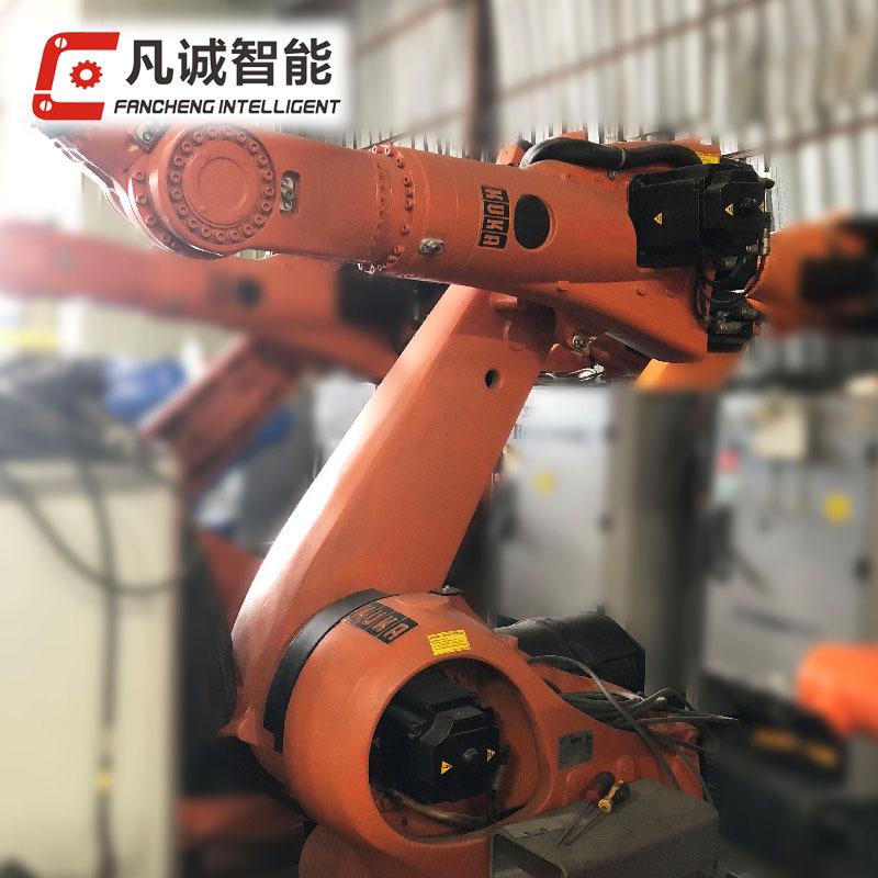 库卡C1 KR350二手工业机器人 6轴搬运机器人 搬运 码垛大型机械手