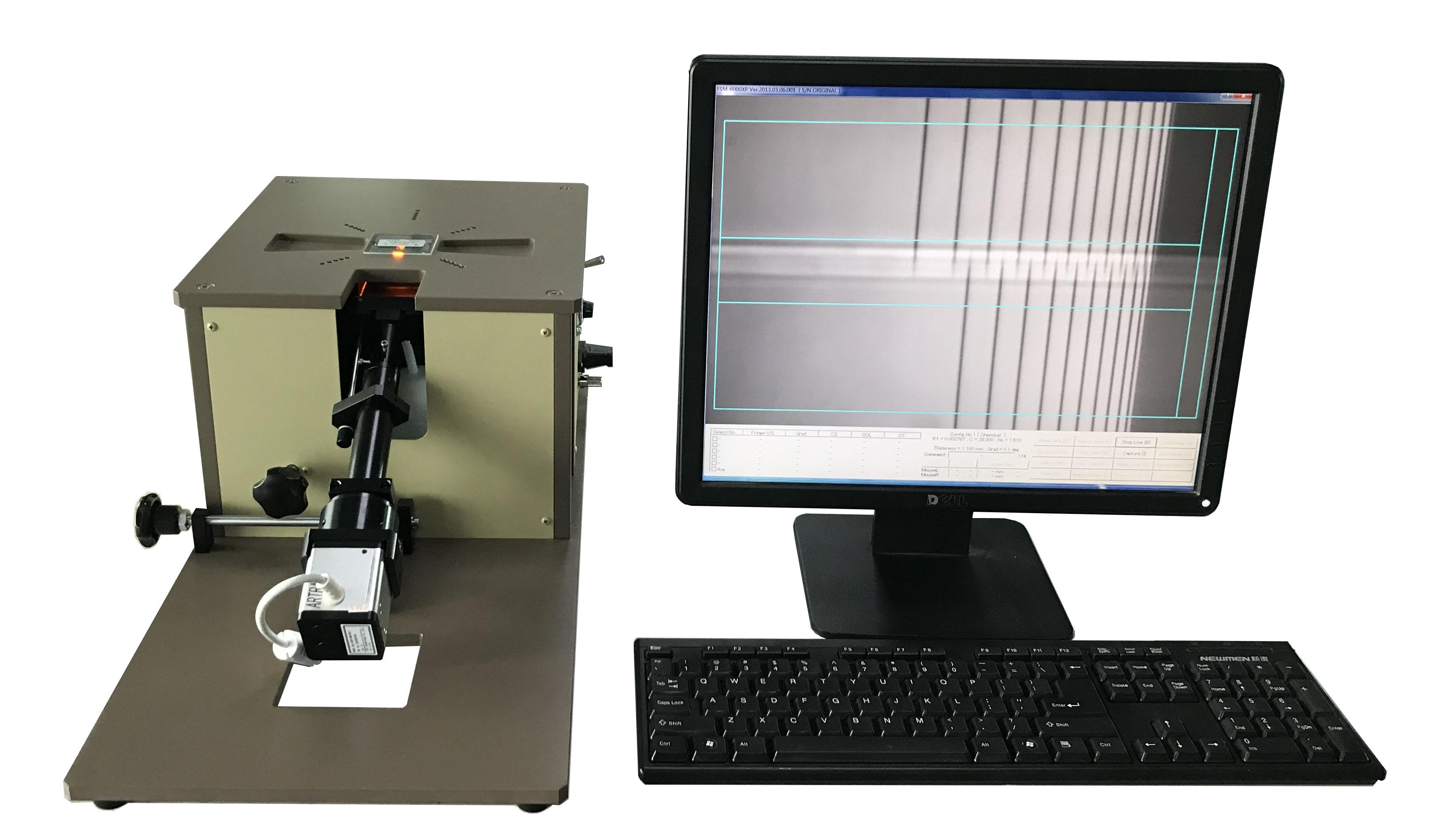 钢化玻璃表面应力测试仪