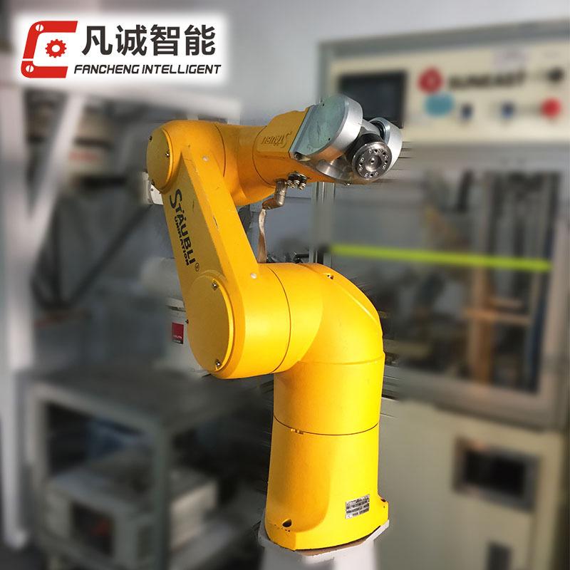 史陶比尔 TX90二手工业机器人 物料搬运机器人 6轴搬运机械臂