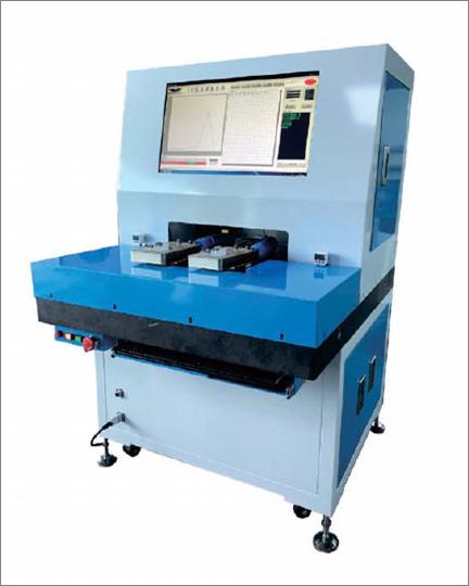 3D弧高测量仪