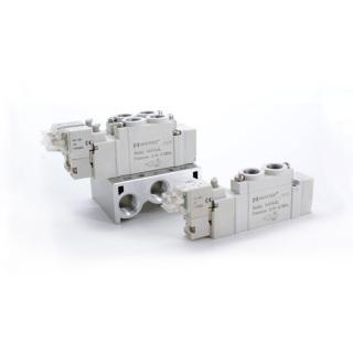 牧气精密VA110-5L两位五通低功率电磁阀 低功率长寿命 气动控制元件现货定制