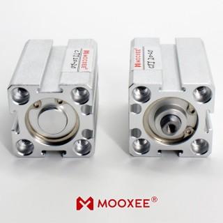 牧气精密CTJ20-20薄型气缸 紧凑型高耐磨 气动执行元件现货定制