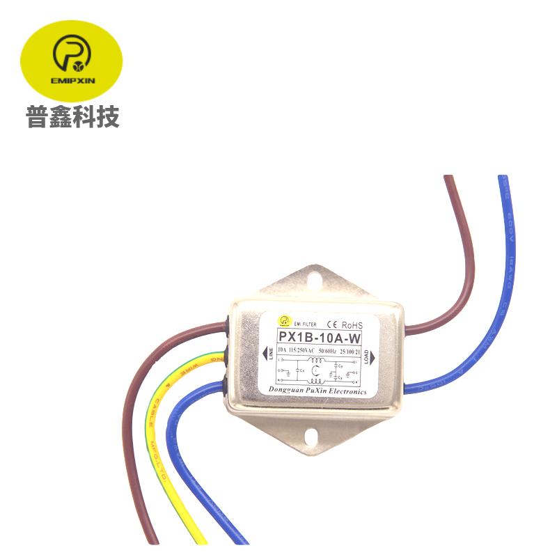 小型设备滤波器