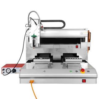 全自动点胶机 UV胶水点光源 LED固化滴胶机打胶机涂胶机