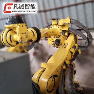 日本发那科R-2000iB/210F二手工业机器人 码垛搬运 上下料机械手 机械臂