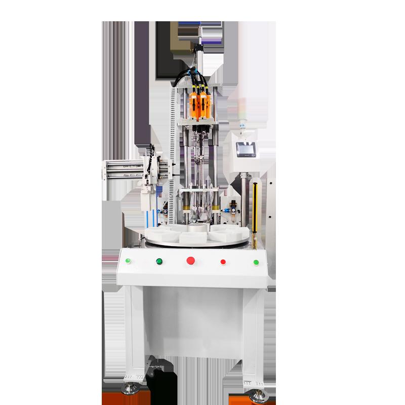 蜻蜓 转盘式自动锁螺丝机 全自动螺丝机 非标螺丝机定制