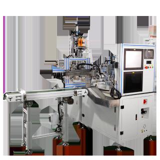 香薰螺丝锁付检测一体机 CCD视觉型螺丝机 流水线下料 全自动螺丝机定制