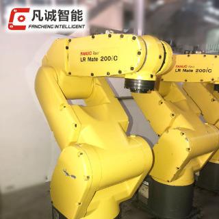 发那科FANUC200iC小型搬运上下料机械手工业机械手机械臂