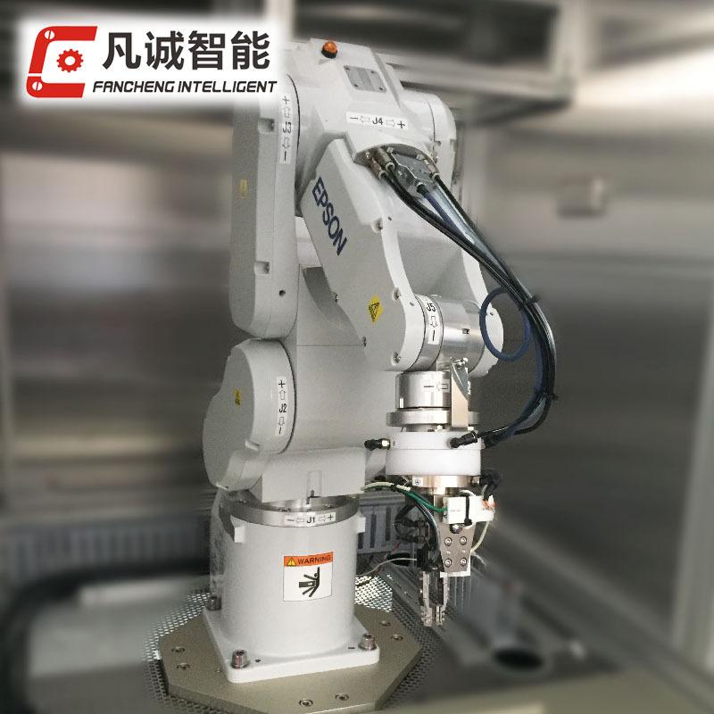 爱普生C4-A601S 二手工业机器人 装配机器人 小型机械臂