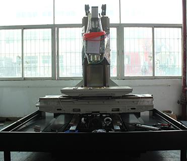 1160立式三轴硬轨数控加工中心铣床超高刚性