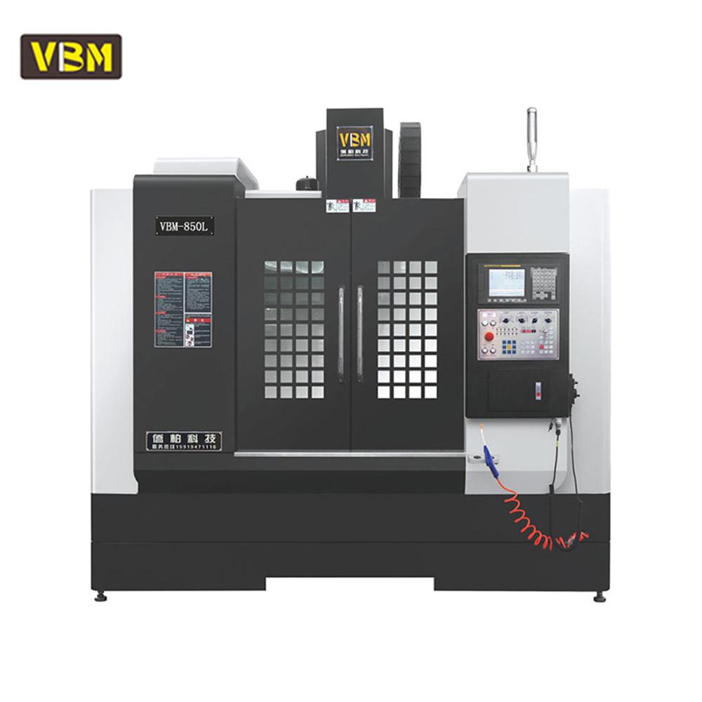 厂家现货供应VMC850立式数控加工中心两线轨机床可铣曲线铣孔