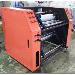 供应定制 全自动无纺布复卷分切一体化设备 PE拉伸膜复卷分切机
