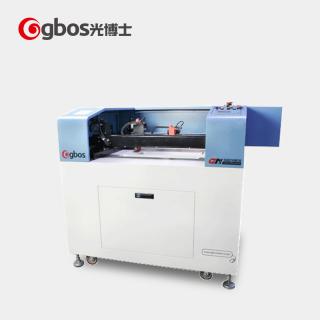 双头异步水口切割机,激光大幅面切水口机 高效率 高精度