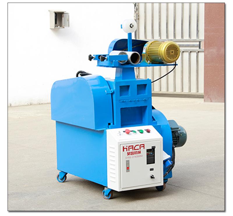 薄膜粉碎机变频边料机 强力破碎机 塑料片材粉碎机在线回收机