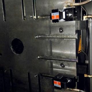 150TON注塑机快速换模系统