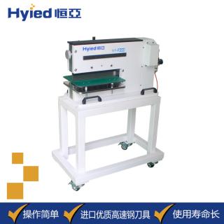 pcb铡刀式分板机 切割应力小 v槽分板机