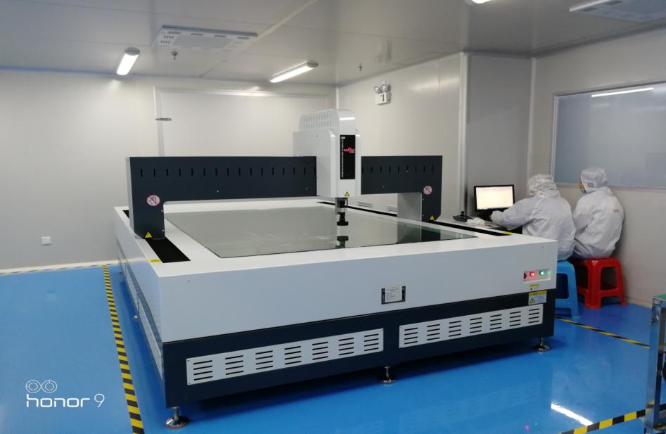 NVC-142402龙门全自动2.5次元探针影像复合测量仪器
