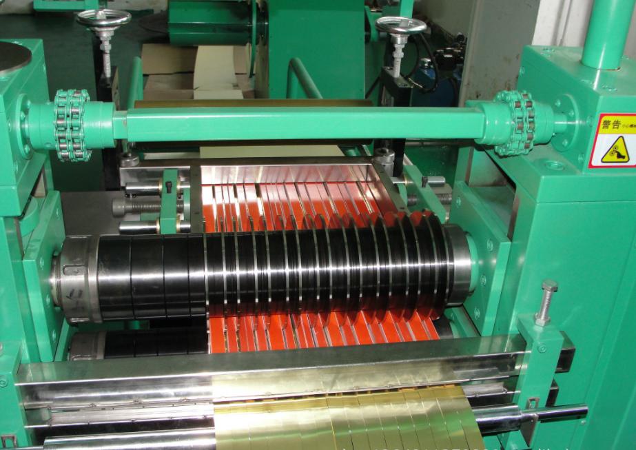 生产厂家 精密金属分条机 金属带材剪切分条机 海绵分条机