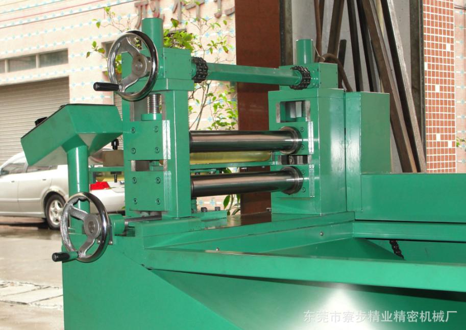 厂家直销超精密小型金属分条机 高速自动金属分条机 东莞分条机