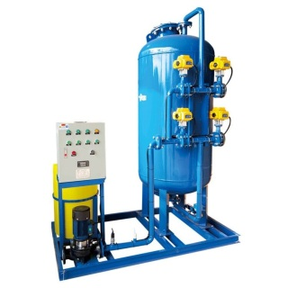 PT-SCGL冷却水处理装置