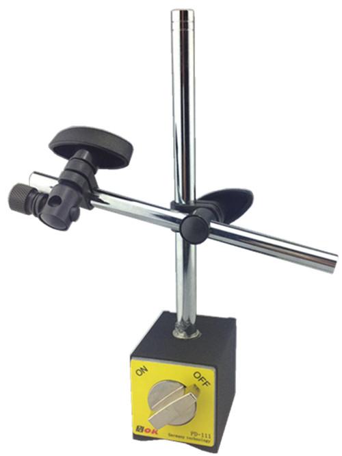 百分表测量支架磁性表座万向可调工业相机自动化监控固定座PD-111