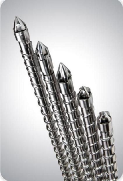 京驰机械 注塑机专用  HPT全硬合金机筒螺杆