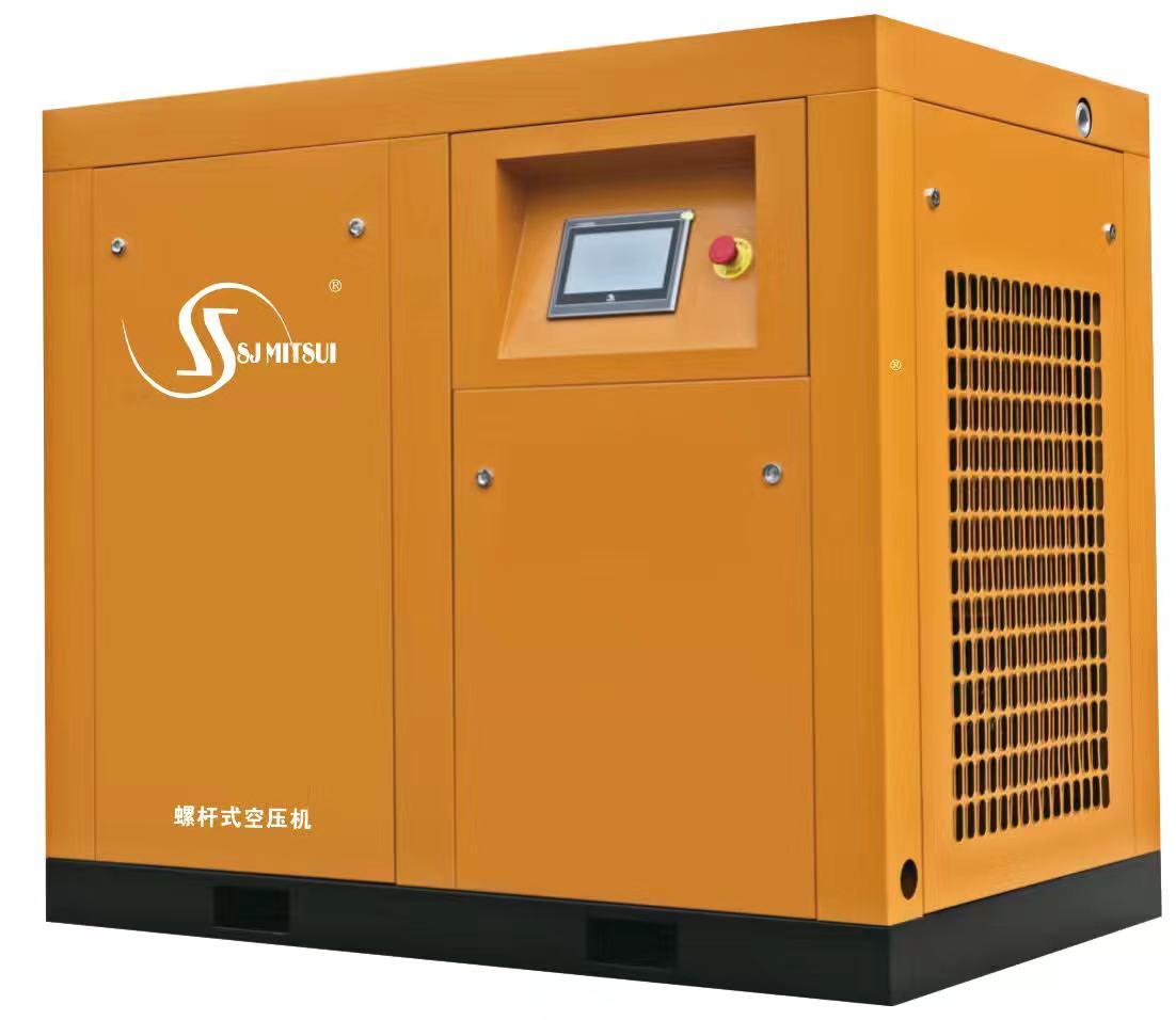 三井SJ-100HP螺杆式空气压缩机空压机
