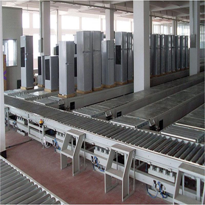 冰箱自动组装生产线 省人力保质稳量 智能