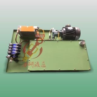 力研 定制非标液压系统 大型多工位液压系统