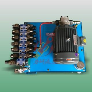 力研 多工位液压系统 5HP-GPY多路控制液压系统